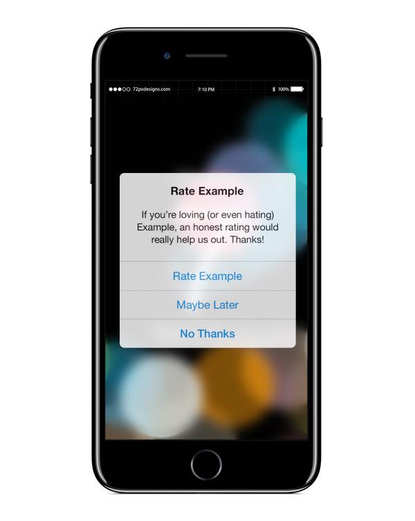 App Review Plugin