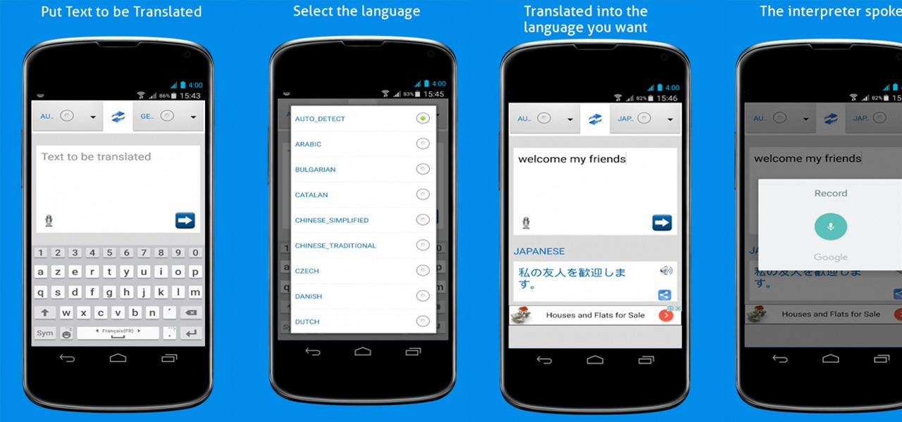 Best Language Translator
