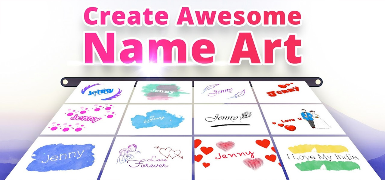 BHM Name Art