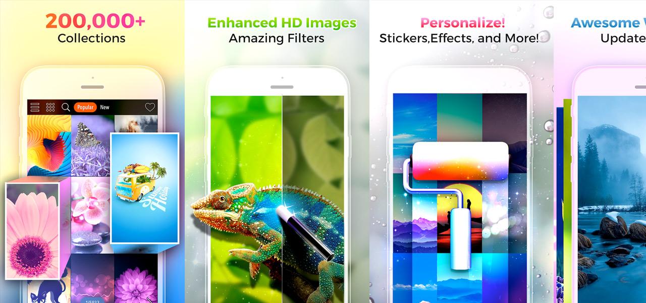 Cool Wallpapers HD Kappboom®