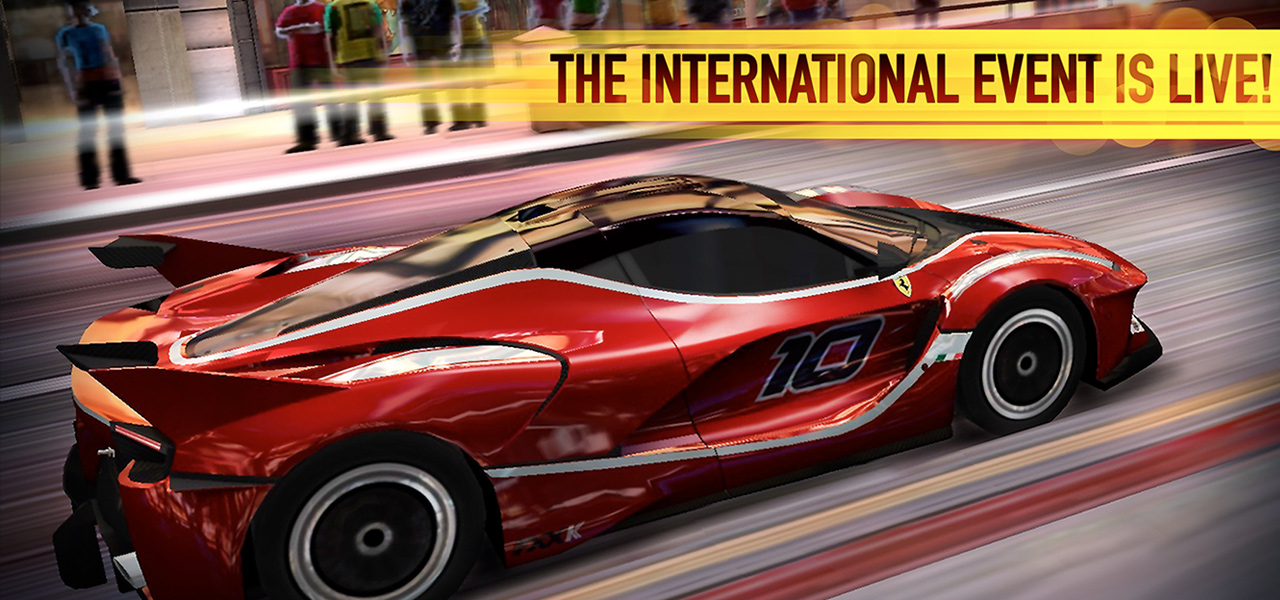 Top Ten Best Racing Games For Android Free Download Here