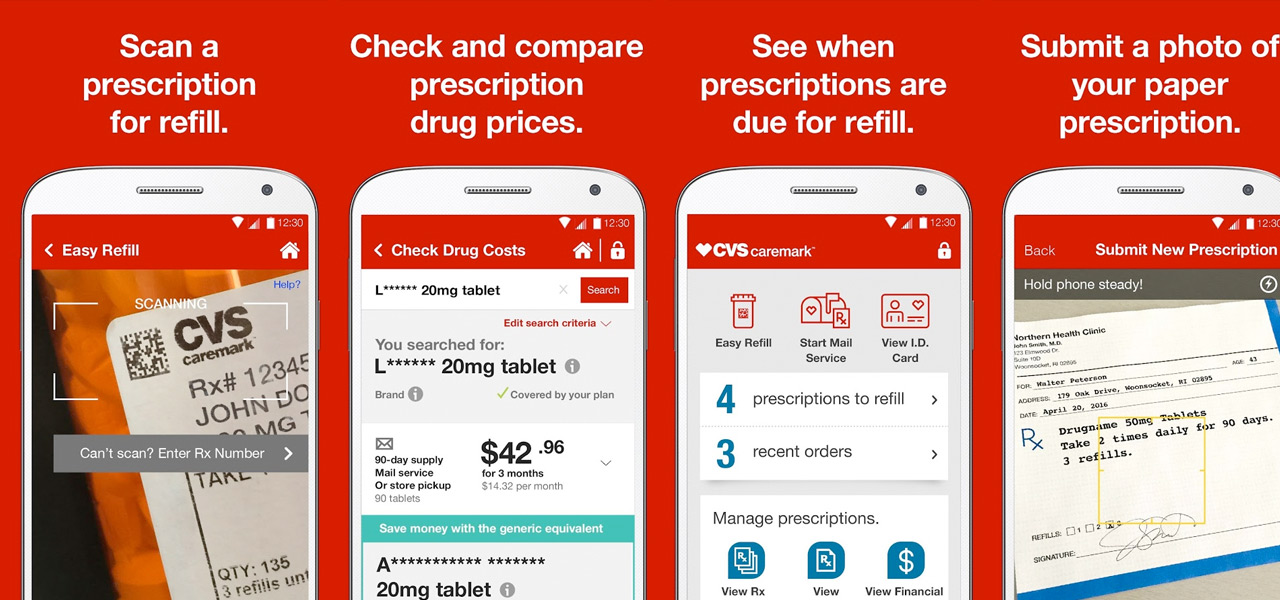 CVS Caremark Mobile App