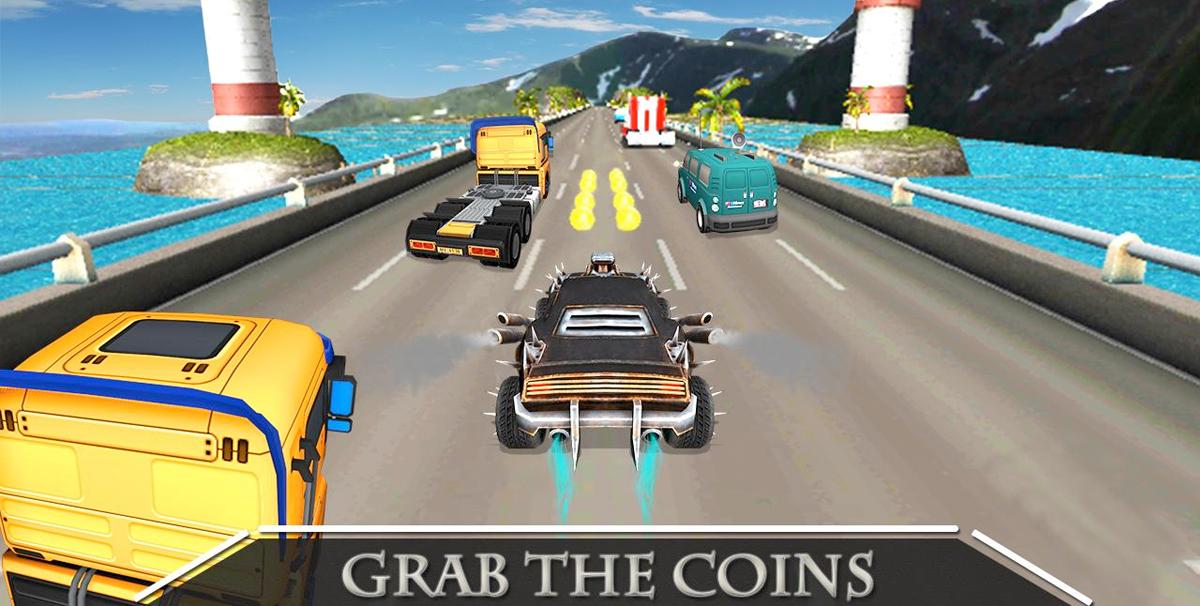 Death Car Racing Crash Game