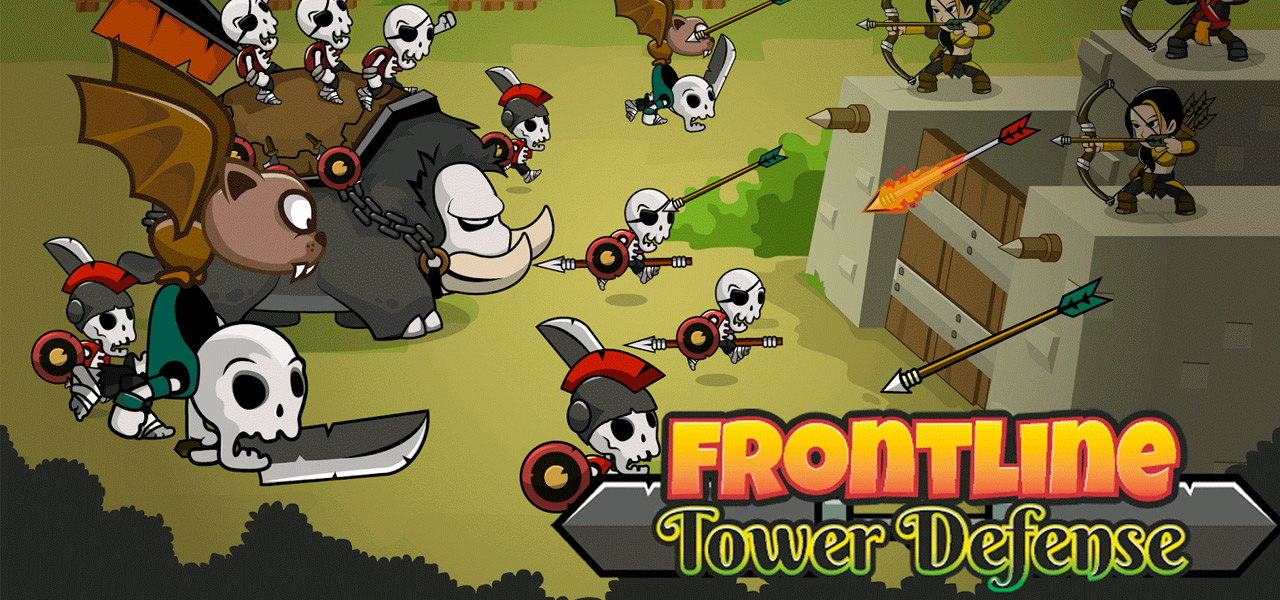 Frontline Tower Defense