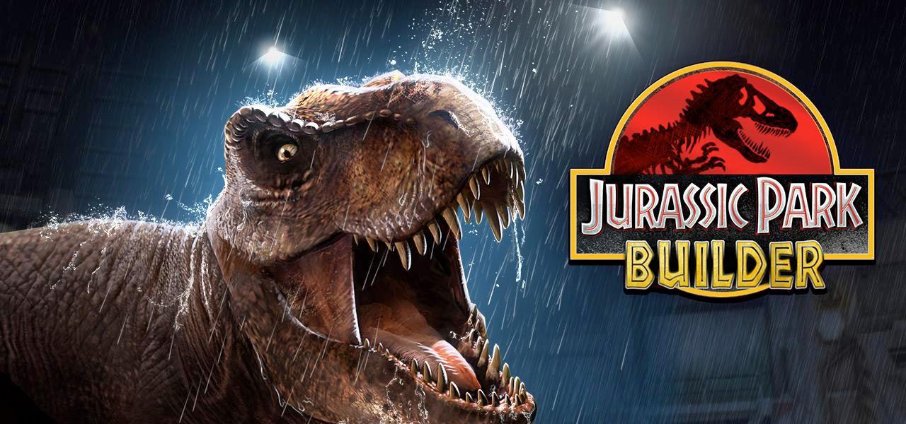 Jurassic Park? Builder