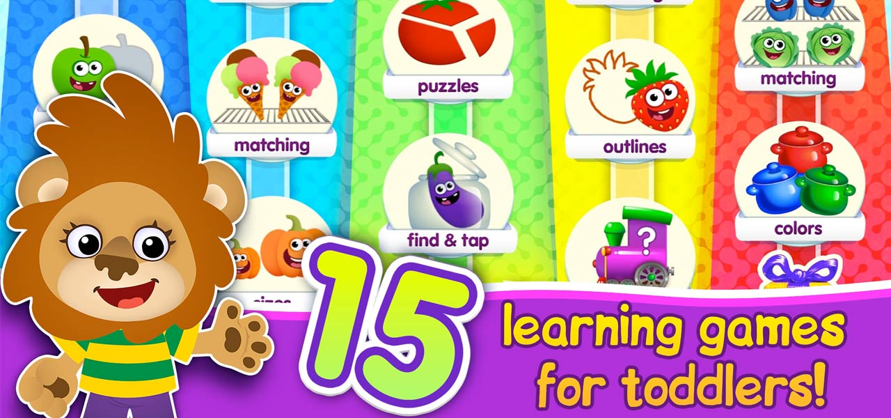 16 Learning Games For Toddlers
