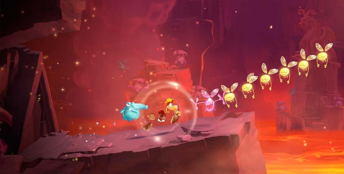 Rayman series