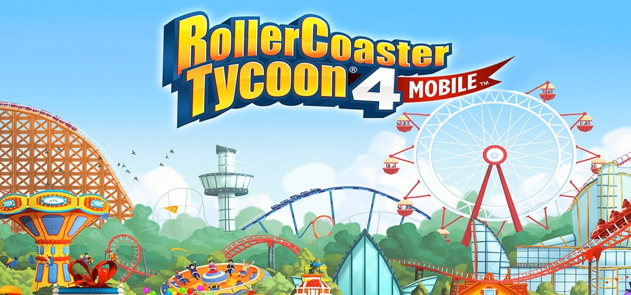 RollerCoaster Tycoon® 4 Mobile?