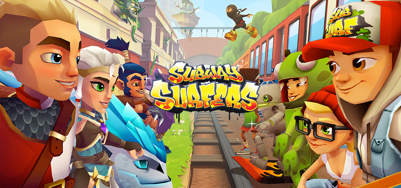 Kids Games To Play Subway Surfers