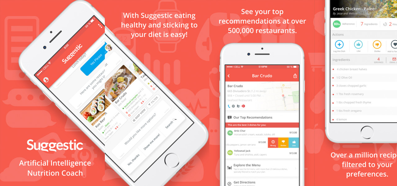 Suggestic - AI Nutrition Coach