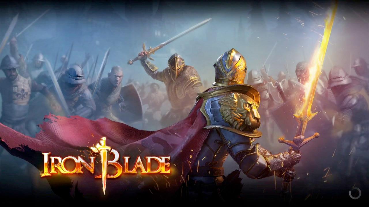 Iron Blade: Monster Hunter RPG