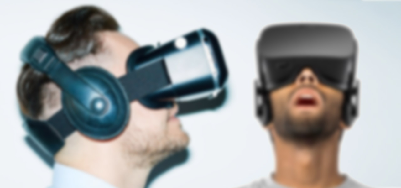 Virtual Reality are in trends