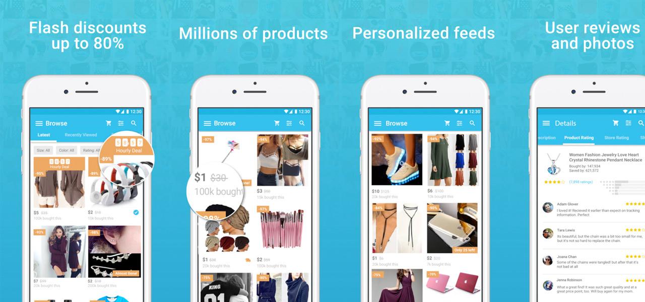Wish Mobile App