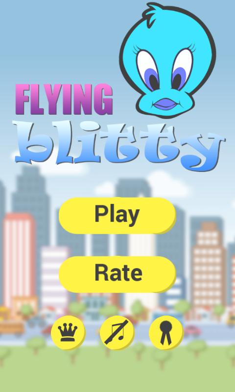 Flying Blitty