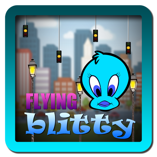Flying Blitty