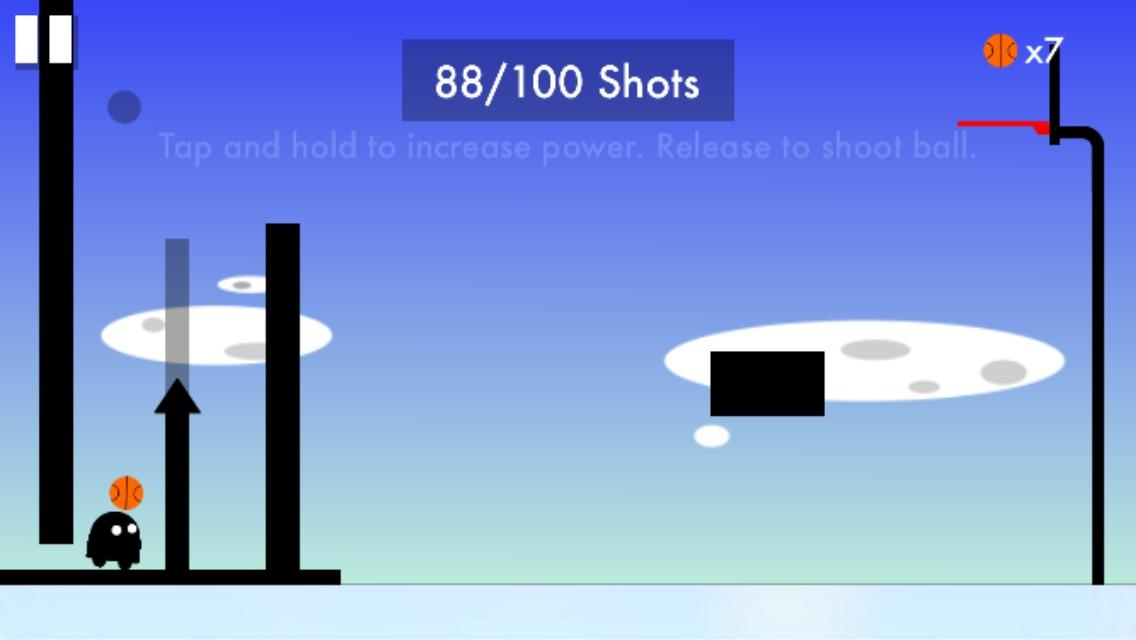 100 Bounce Shots