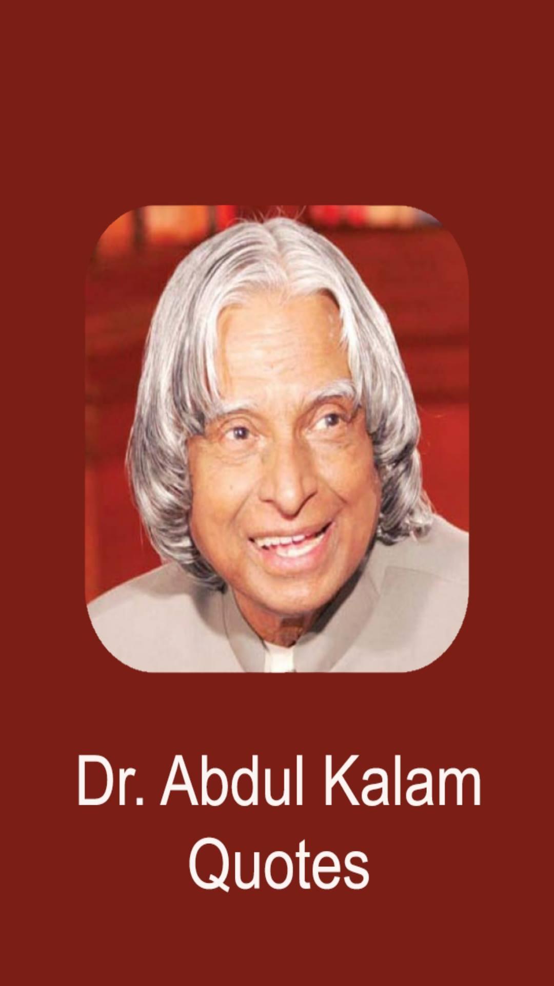 101 Apj Abdul Kalam Quotes