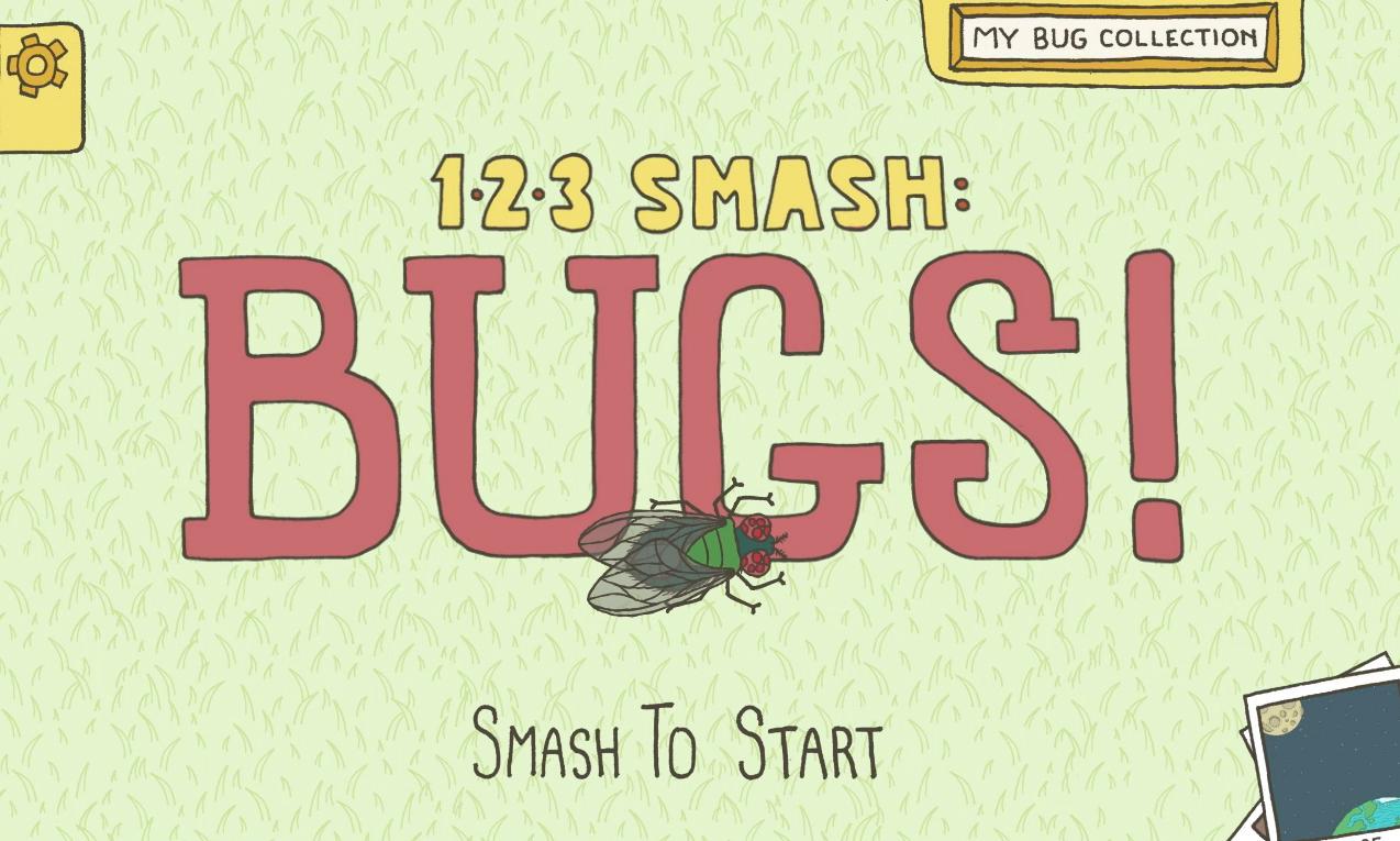 123 Smash: Bugs!