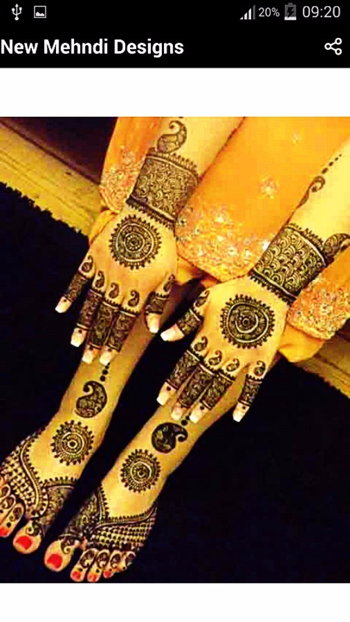 2015 Mehndi Designs