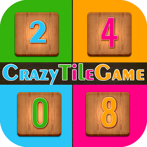 2048 – Crazy Tile Game