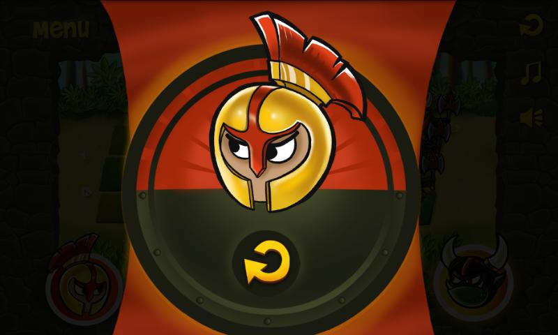 3 Spartans