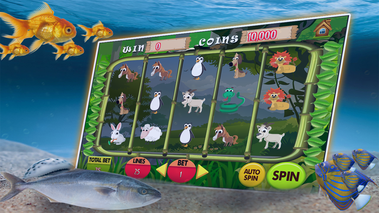 777 Fish Slots
