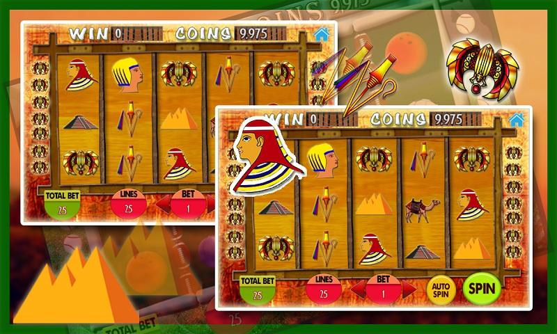 777 Pyramid Jackpot Egypt Slot