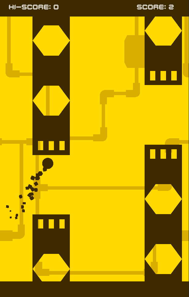 Abstract Flappy Clone