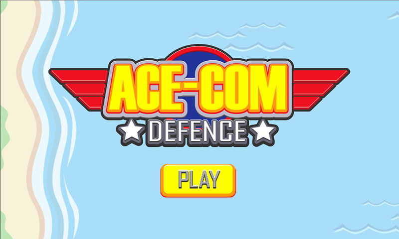 Ace-Com Defence: Invader Alert