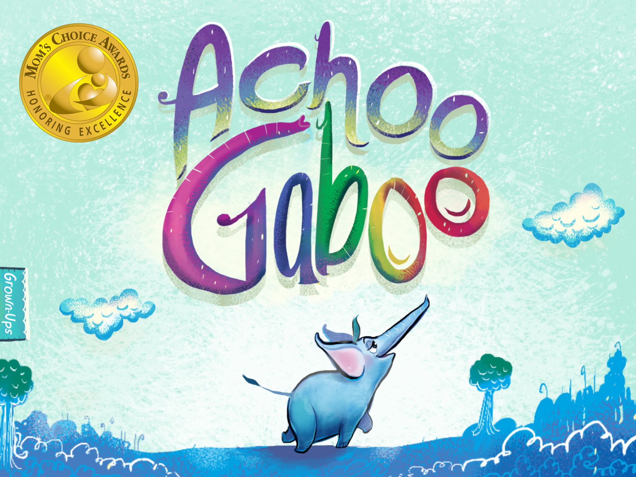 Achoo Gaboo – Interactive Kids Book