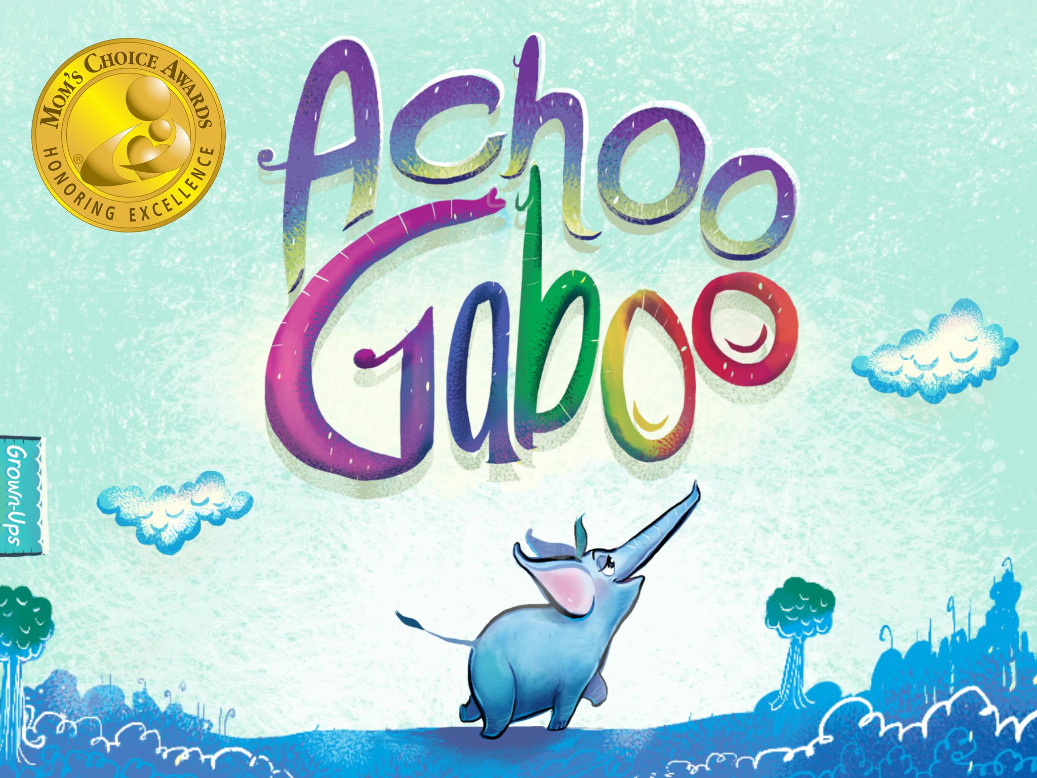 Achoo Gaboo – Interactive Kids Book