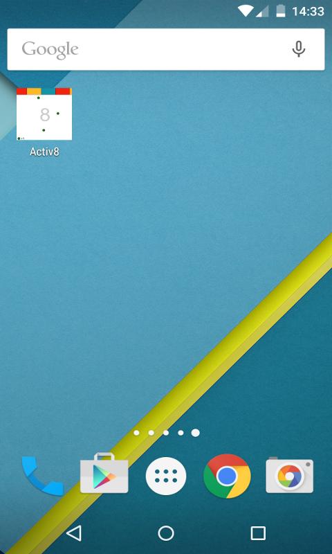 Activ8 – Colored Blocks