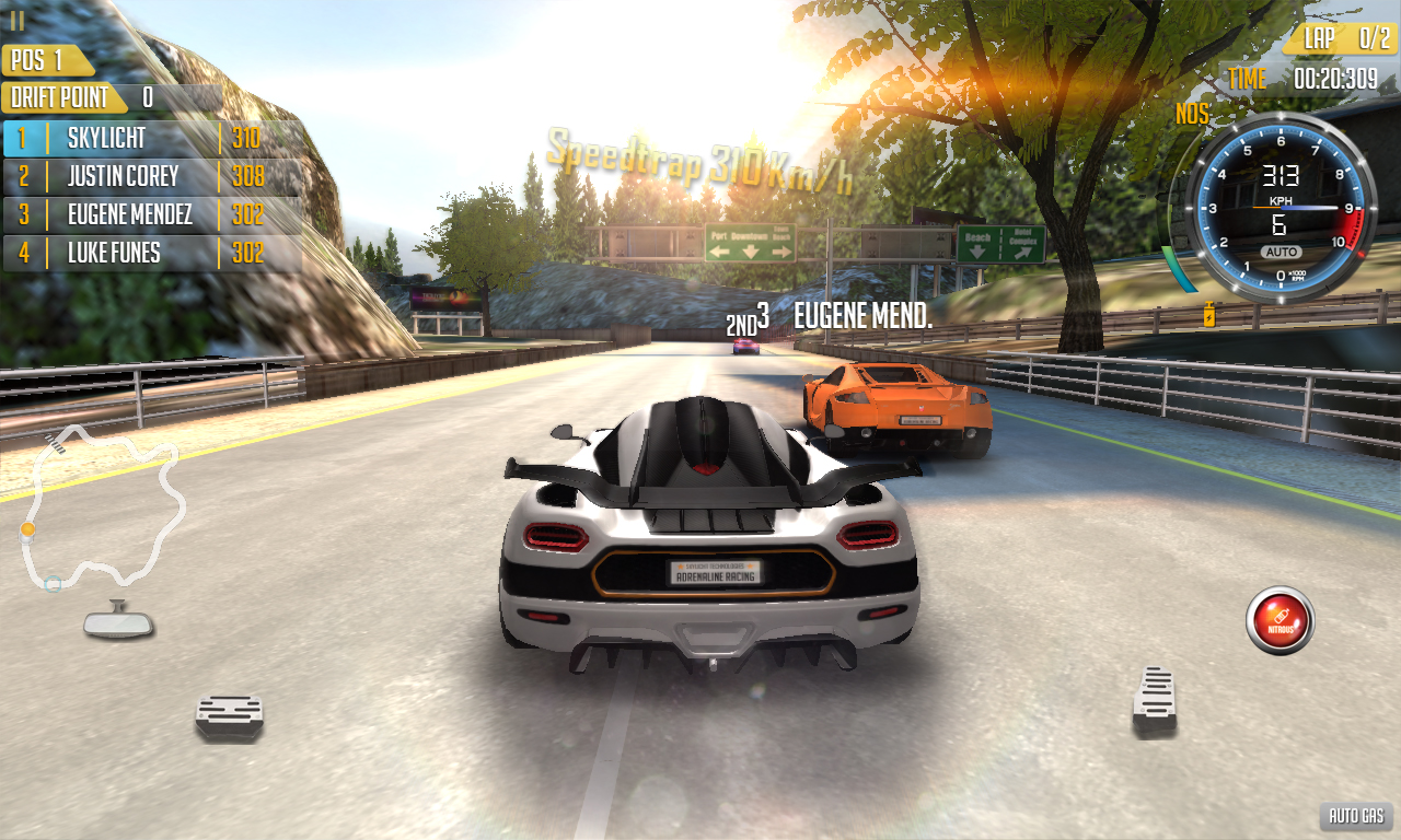 Adrenaline Racing: Hypercars