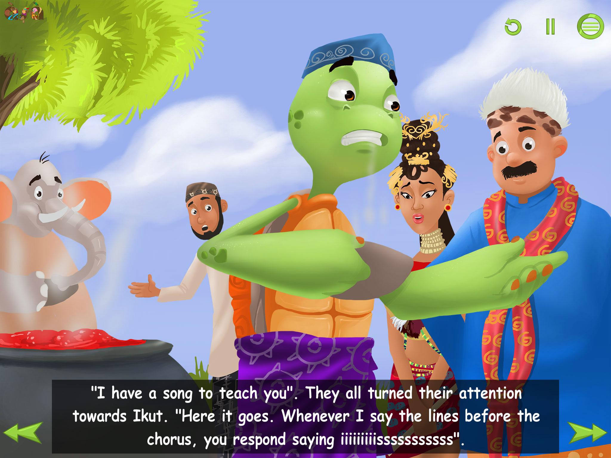 Adventures of the Tortoise