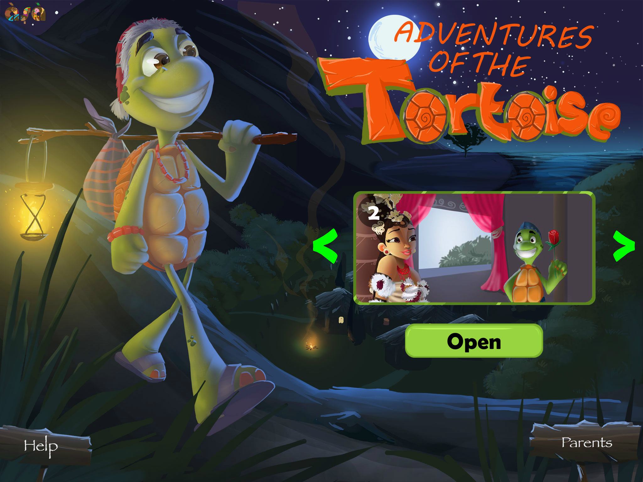 Adventures of the Tortoise