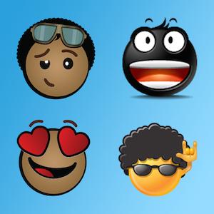 African Emoji Pro