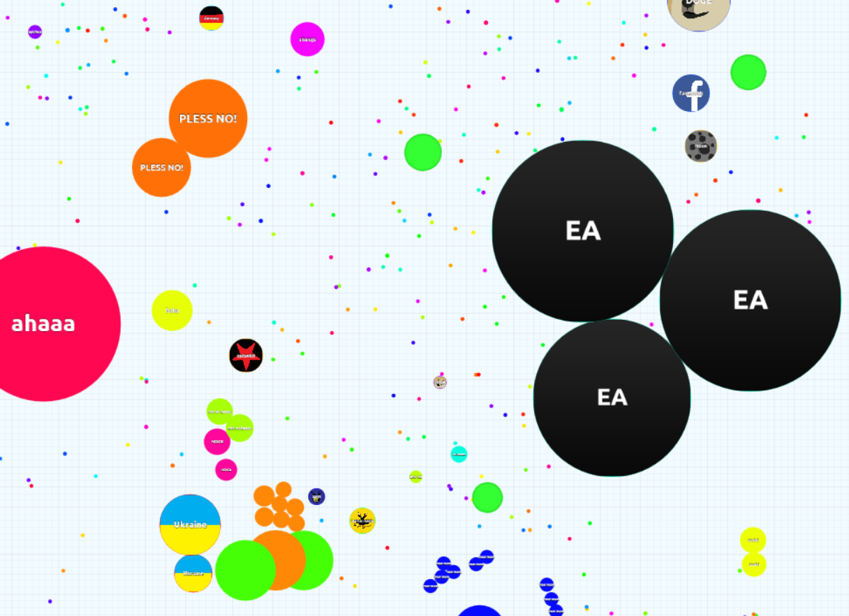 Agar.io Pocket Edition