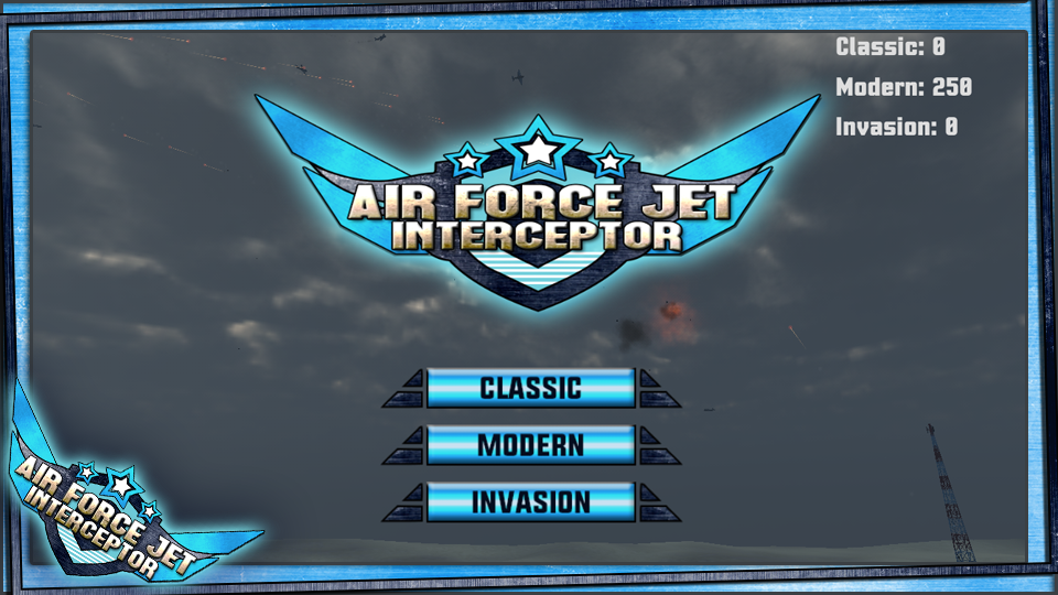 Air Force Jet Interceptor 2015