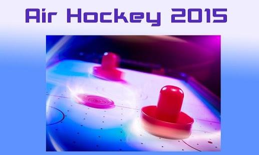 Air Hockey 2015