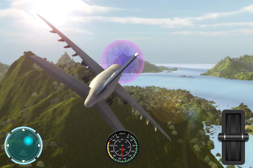 Airliner Flight Training Rally