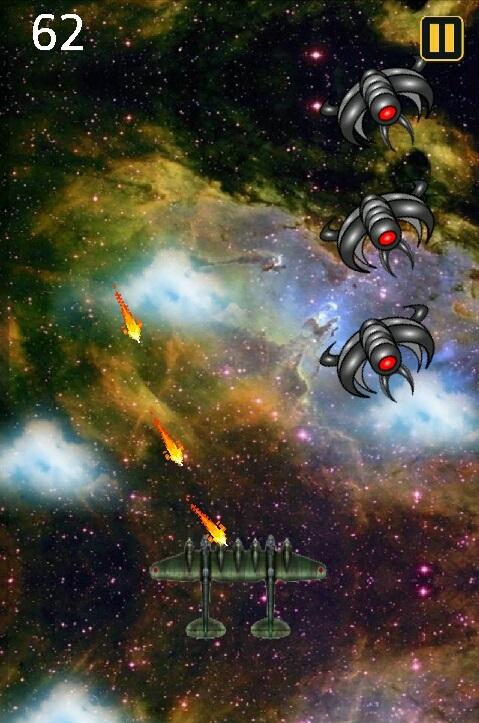 Alien Combat (Combate Alienigena)