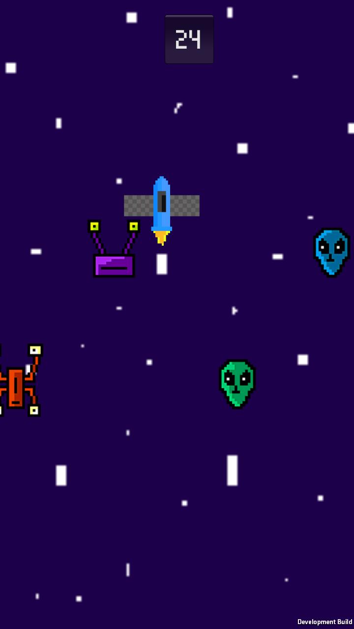 Alien Dash