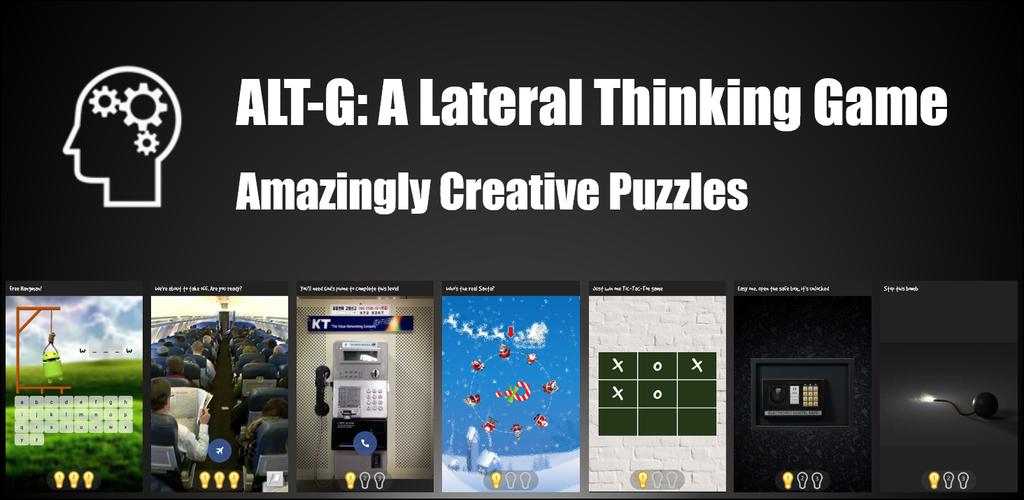 Alt-G: Amazing Puzzles
