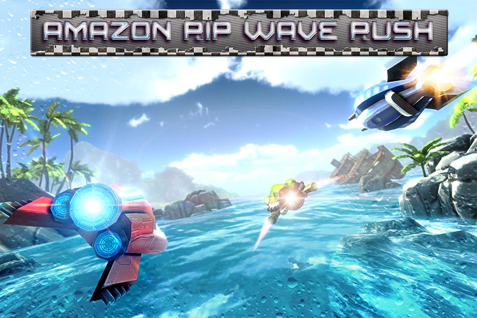 Amazon Rip Wave Rush