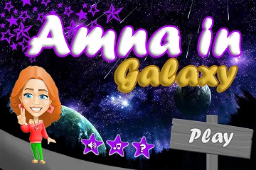 Amna in Galaxy – Free Game