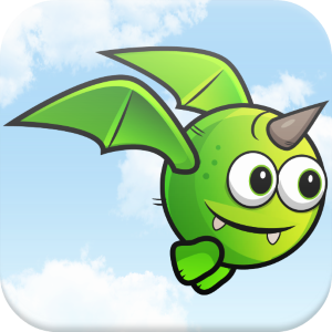 angry baby dragon : a battle to survive
