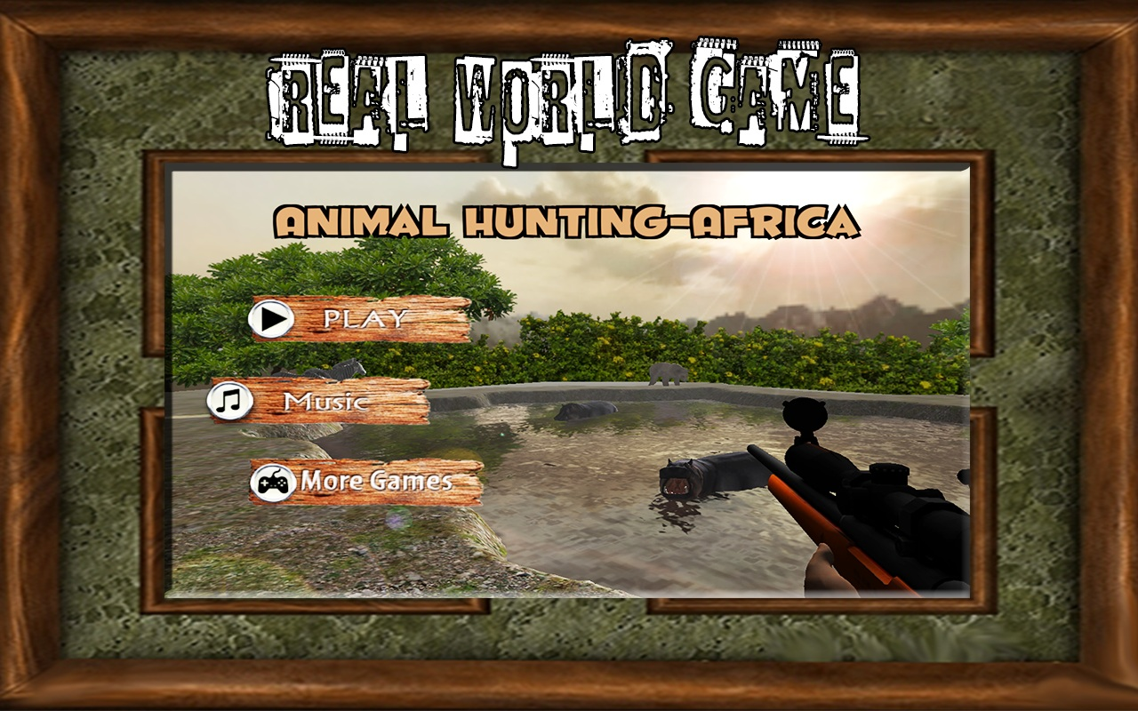 Animal Hunting – Africa