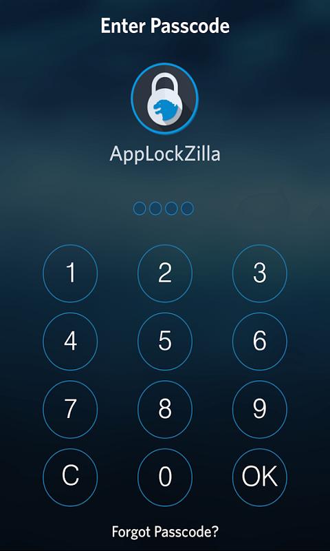 AppLock Zilla: Smart Protector