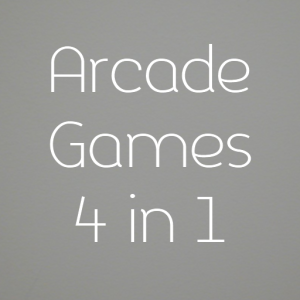 Arcade Games 4 in 1