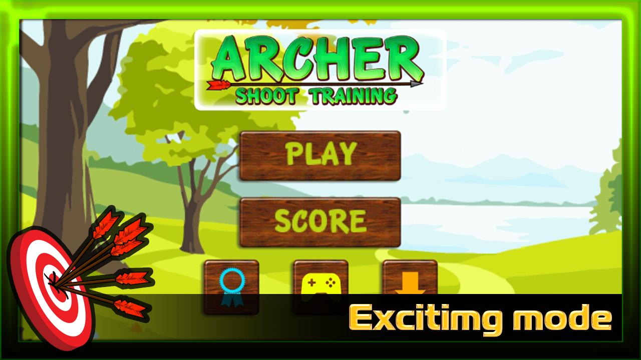 Archer Shoot Training